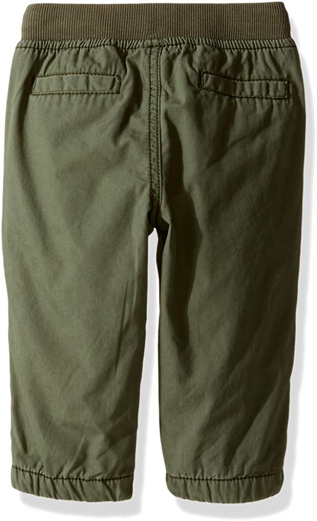 Carters Baby Boys Woven Pant 224g261 Olive 6M