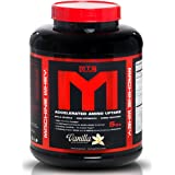 MTS Nutrition Machine Whey, Great Tasting Protein for Building Muscle, Vanilla, 5 Lbs (2270g) …