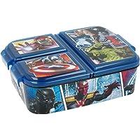 Theonoi Kinder Brotdose / Lunchbox / Sandwichbox wählbar: Frozen PJ Masks Spiderman Avengers - Mickey – Paw aus Kunststoff BPA frei - tolles Geschenk für Kinder