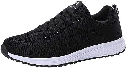NEARTIME Women Mesh Flat Sneakers