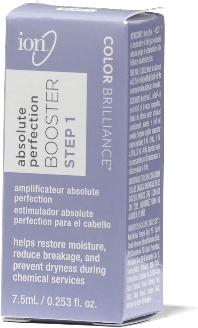 Ion Absolute Perfection Booster Paso 1