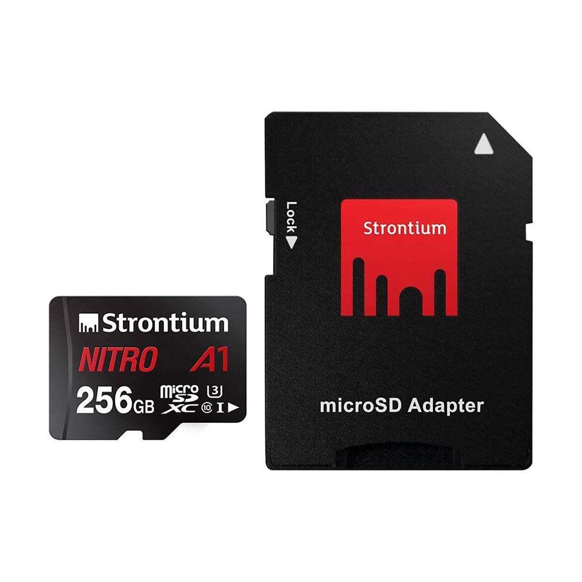 Strontium Nitro 66314 - Tarjeta de Memoria microSD A1 con ...