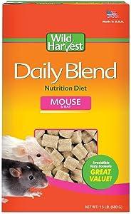 Wild Harvest H1404 Wh Daily Blend Rat & Mouse 1.5# Bib