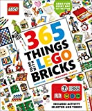 Featuring a built-in activity selector and timer, visual tips from LEGO® fan builders, and more, this interactive book encourages creativity while teaching new building skills.   365 Things to Do with LEGO Bricks inspires you to look at your LEGO ...