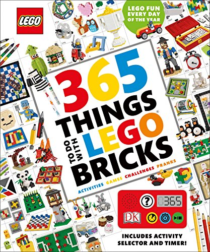 Age Light Switch Covers (365 Things to Do with LEGO Bricks: Lego Fun Every Day of the Year)