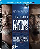 Captain Phillips (Two Disc Combo: Blu-ray / DVD + UltraViolet Digital Copy) by Columbia