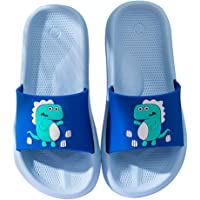 ChayChax Zapatillas de Baño para Niñas Niños Ligero Zapatos de Playa y Piscina Verano Chanclas de Casa Antideslizante…