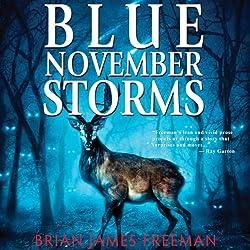 Blue November Storms (Novella)