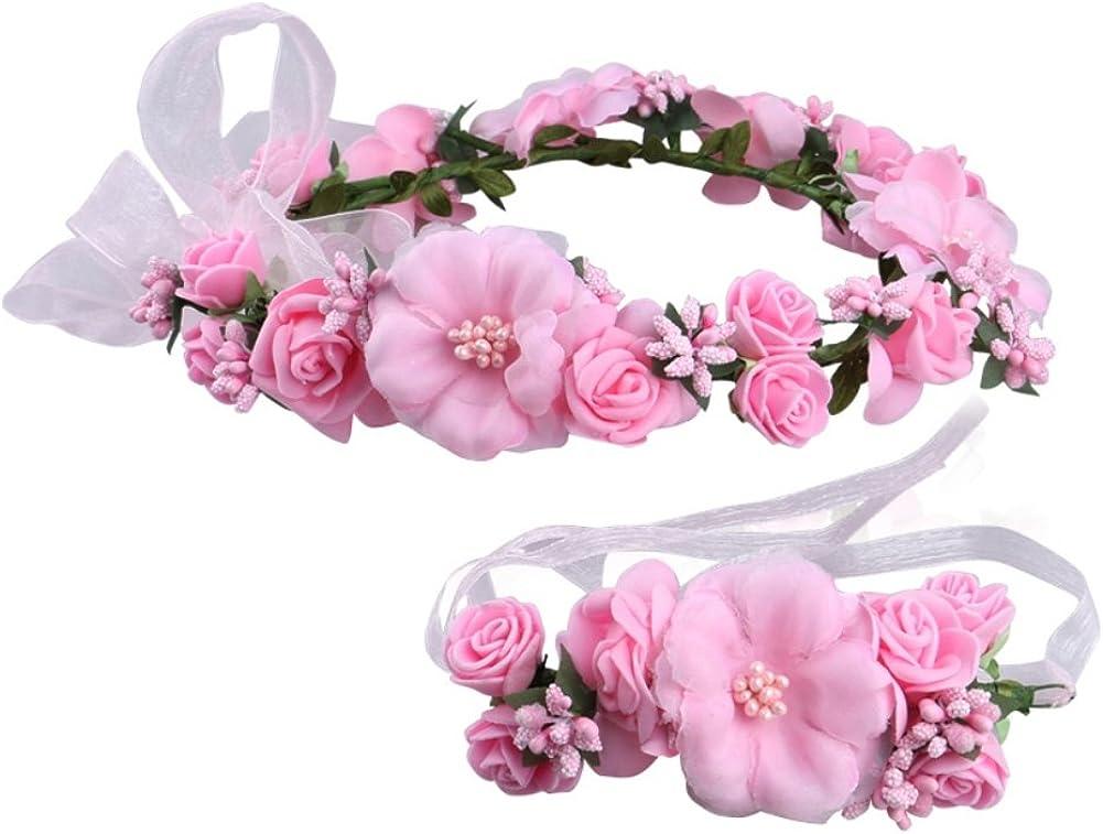 Flower Crown Headband...