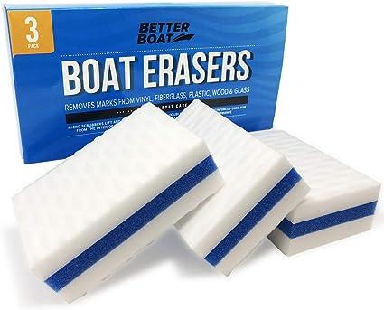 Boat Scuff Erasers