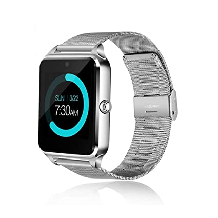 MINSINNY Reloj Inteligente Reloj de Pulsera Smart Watch ...