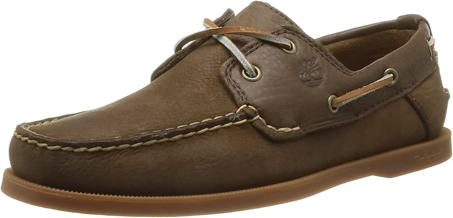 Timberland Heritage 2 Eye Chaussures Bateau Homme