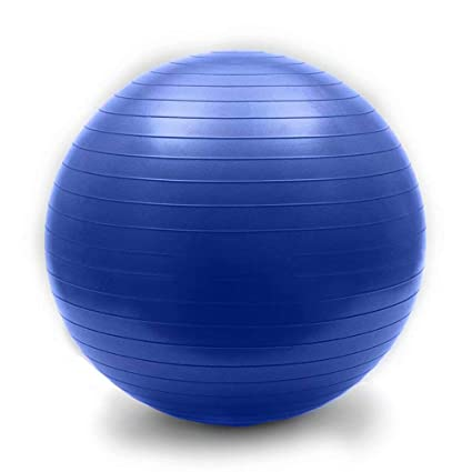 YLOVEK - Pelota suiza de ejercicio para yoga con bomba de mano ...