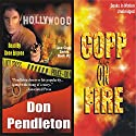 Copp on Fire Audiobook by Don Pendleton Narrated by Gene Engene