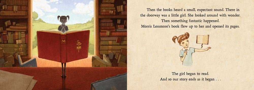 The Fantastic Flying Books Of Mr. Morris Lessmore: Amazon.De