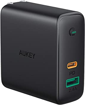 Aukey 60W Power Delivery USB C PD Charger