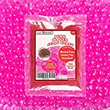 1/2 Pound Bag of Pink Water Gel Pearls Beads for Home Decoration, Wedding Centerpiece, Vase Filler, Plants, Toys, Education (Makes 6 Gallons)