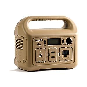 SmartTap PowerArQ mini 311Wh AC出力200W ポータブル電源