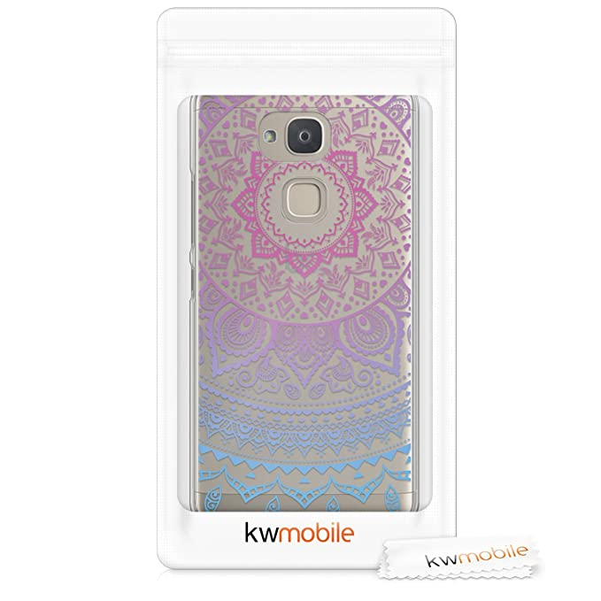 Amazon.com: kwmobile TPU Silicone Case for bq Aquaris V ...