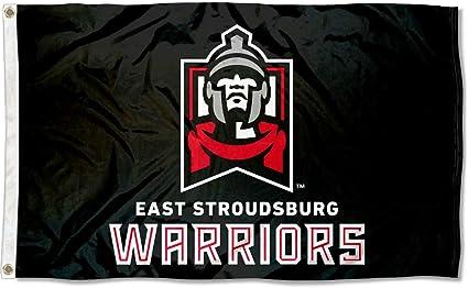 ESU Warriors College Flag