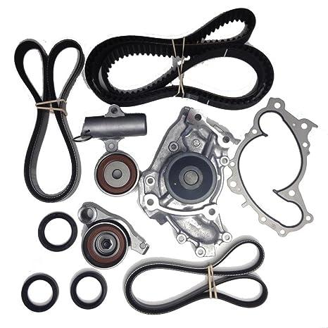 TBK Kit de Correa dentada Bando Toyota Camry 2002 – 2006 V6 motores 1 mzfe y
