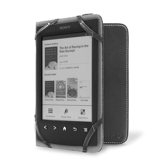 Cover-Up Funda Book Grip para Sony Reader PRS-T1 / PRS-T2 Lectores ...