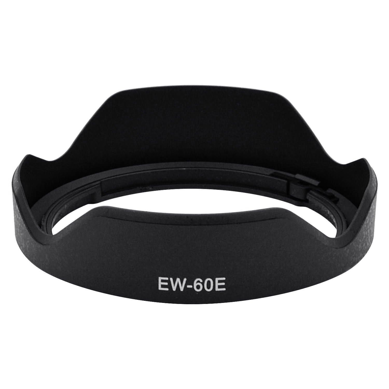 [MENGS] EW-60E レンズフード,Canon EF-M11-22mm F/4-5.6 IS STM用   B00YGNFQU6
