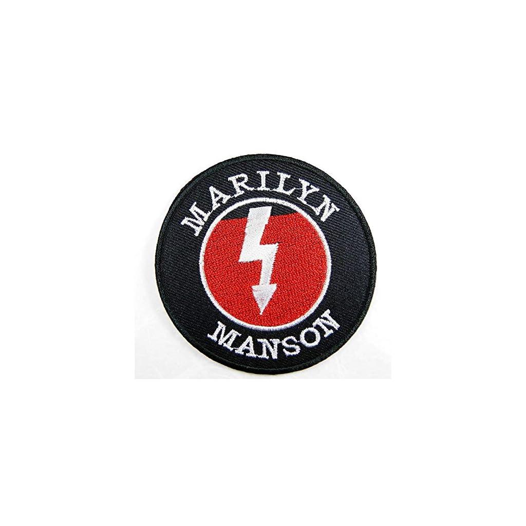 Marilyn Manson Parche