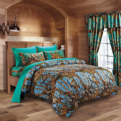 king camo quilt - 7