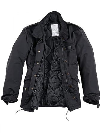 Surplus M65 Hydro US Field Jacket Black Size S