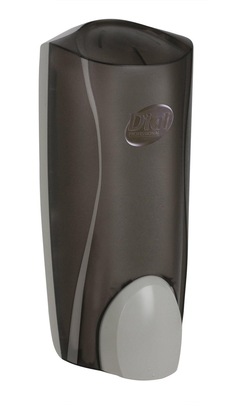 Dial 724648 Smoke Dispenser For Liquid Soaps, 1 Liter Volume, 5.12'' Width x 12.34'' Height x 3.98'' Depth (Pack of 6)