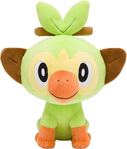 Amazon Com Pokemon Center Original Plush Doll Grookey Toys Games Groovy is the easiest way to play music in your server. pokemon center original plush doll grookey