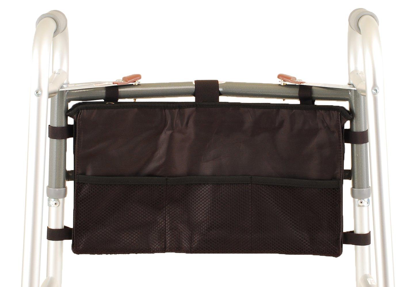 NOVA Medical Products Folding Walker Bag, Black