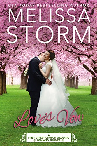 Love's Vow (The First Street Church Romances Book 4) cover