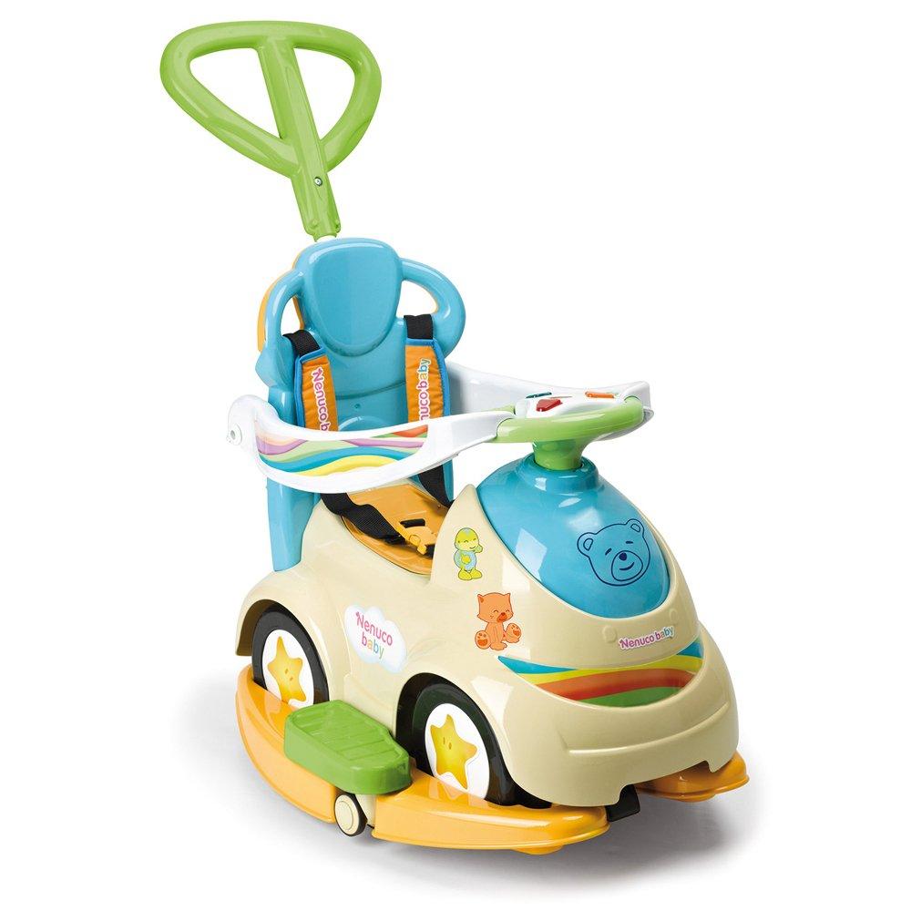 Nenuco Baby - 5 en 1 Nuco Tour, correpasillos (Famosa 700010769): Amazon.es: Juguetes y juegos