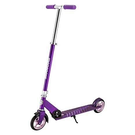 Amazon.com: Mongoose Force 3.0 - Patinete (morado): Electronics