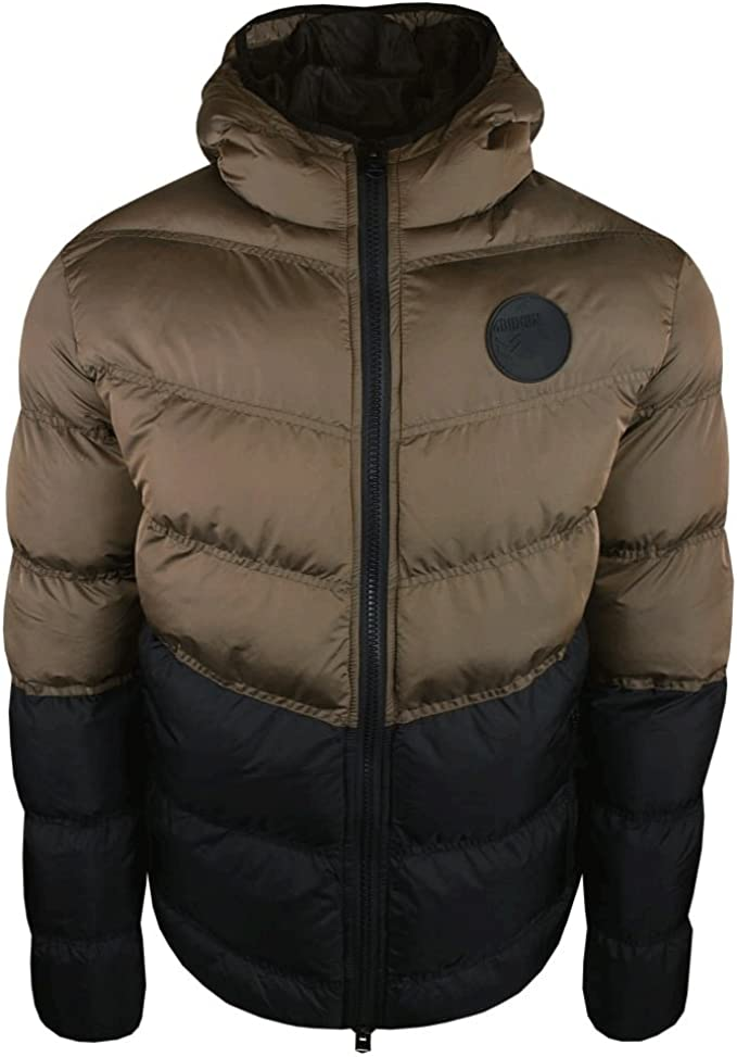 4Bidden Adrenaline Padded Jacket Black