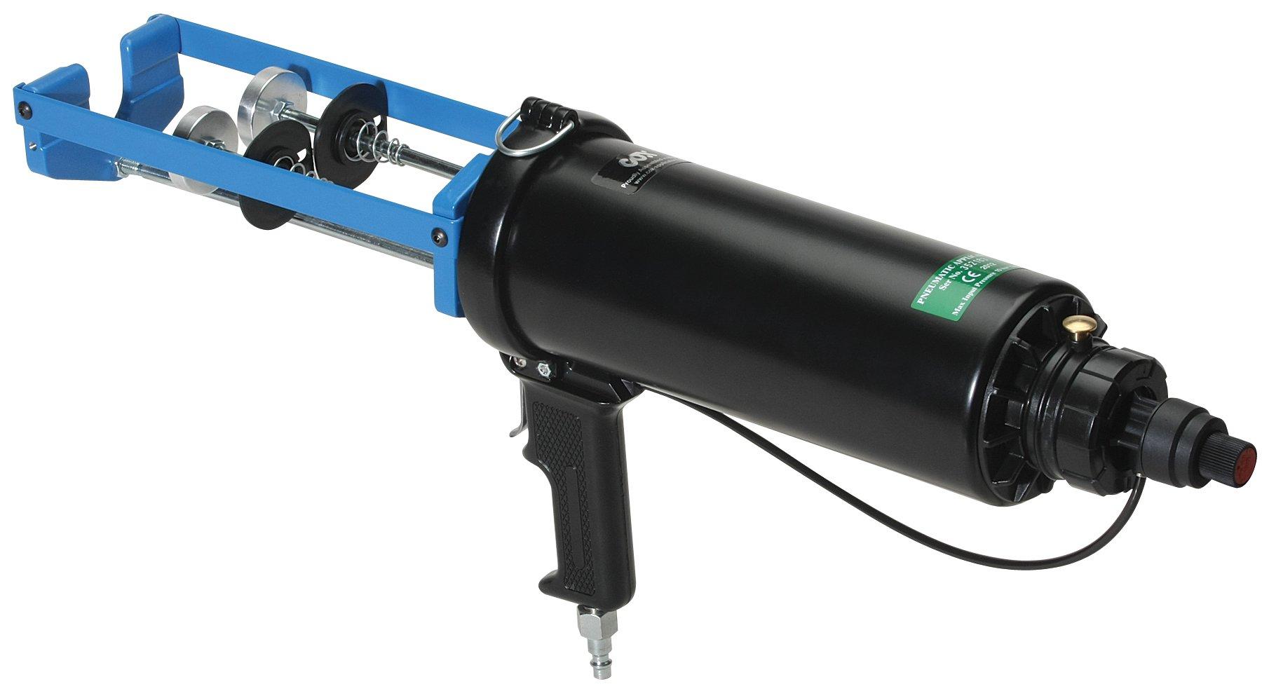 COX A300HP 300 ml. x 300 ml. Cartridge High Pressure Pneumatic Epoxy Applicator