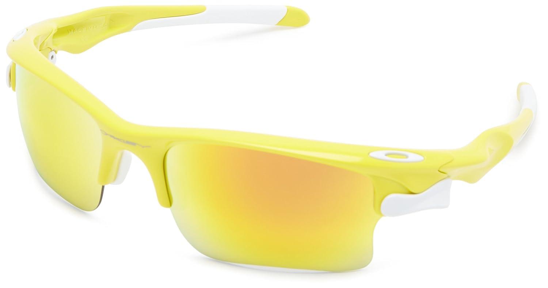 cda18fae30 Amazon.com  Oakley Men s Fast Jacket XL Oval Iridium Sunglasses ...