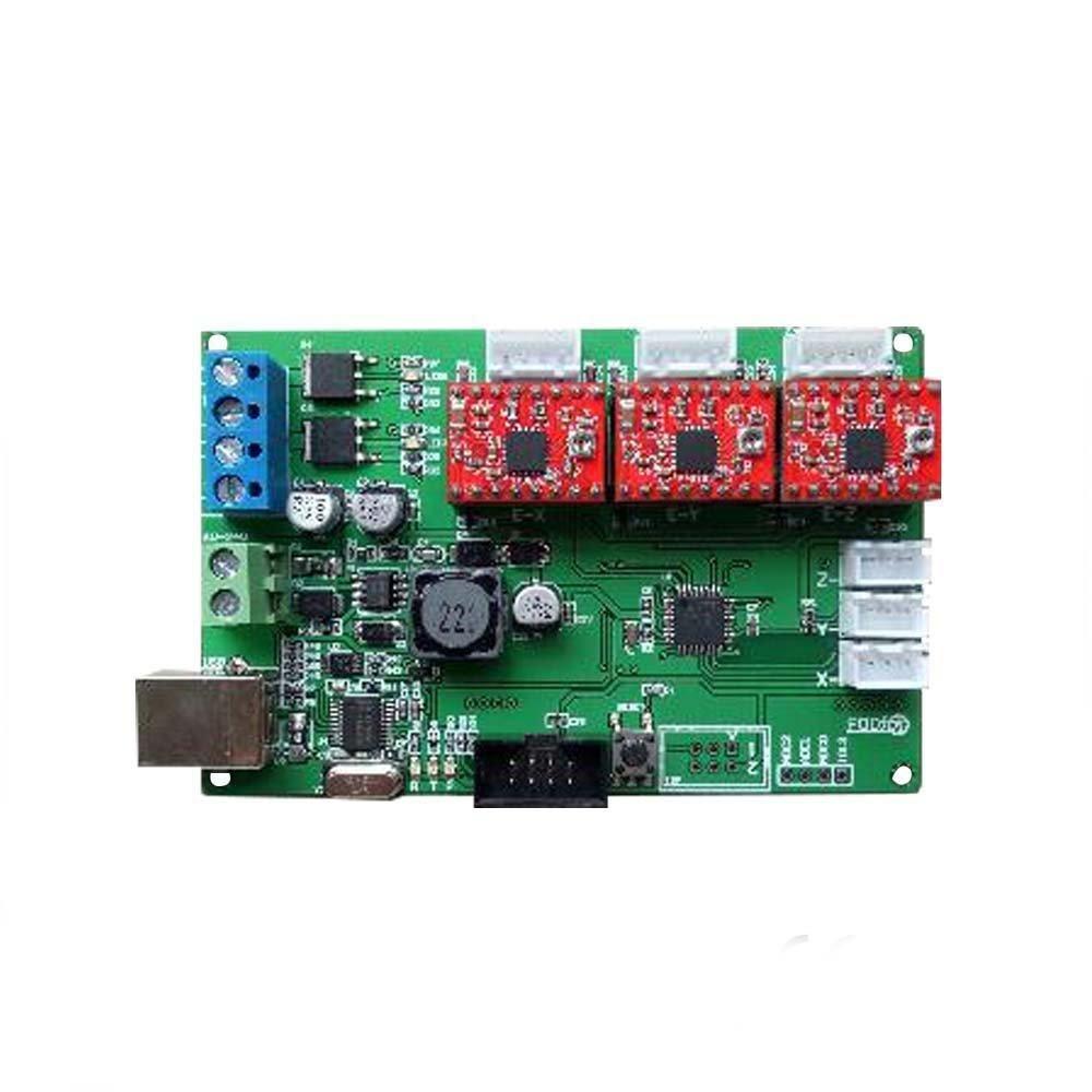 Nadalan GRBL Benbox USB-Anschluss Laser Graviermaschine Steuerplatine 3-Achsen-Steuerplatine
