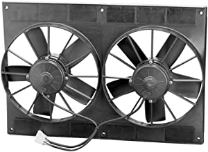 """Spal 30102052 11"""" Dual Paddle Blade High Performance Fan"""