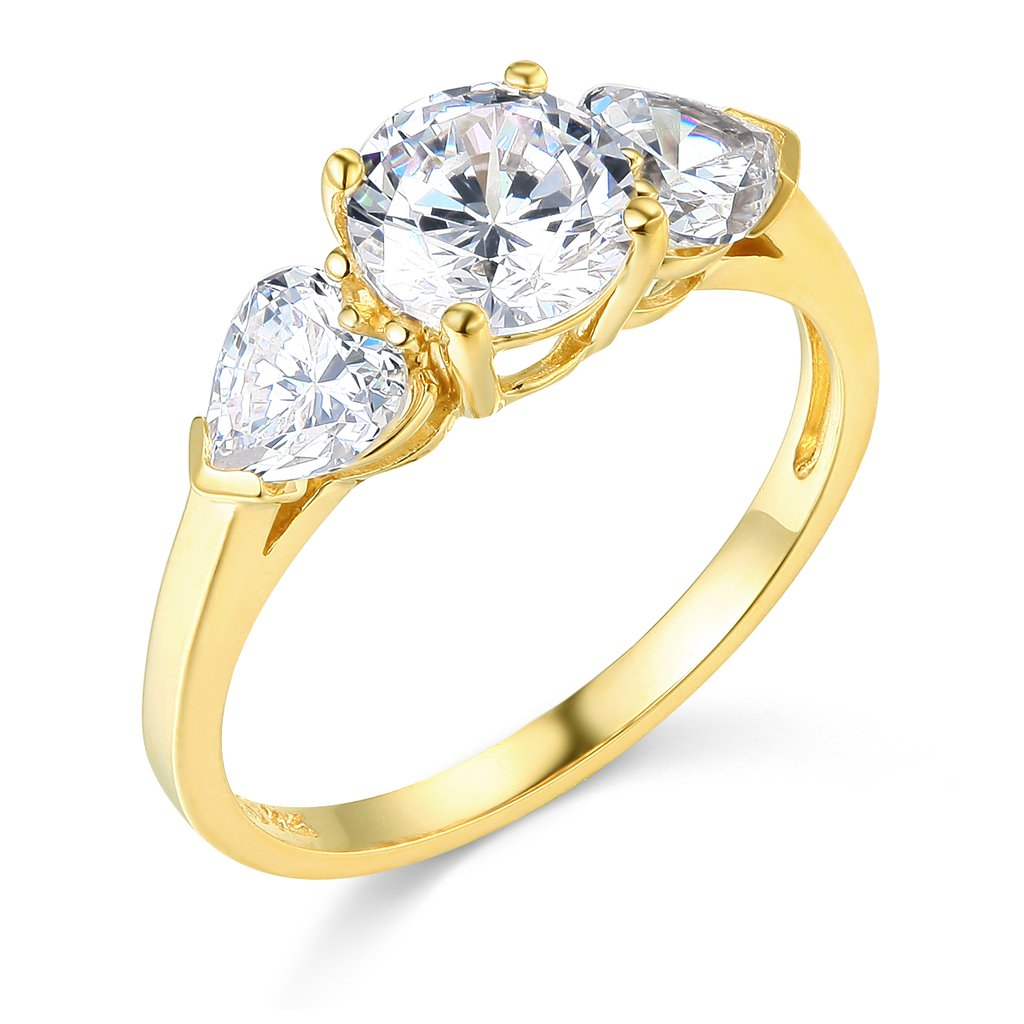 moissanite news gaudy ring vs chamise brilliant diamond earth rings engagement