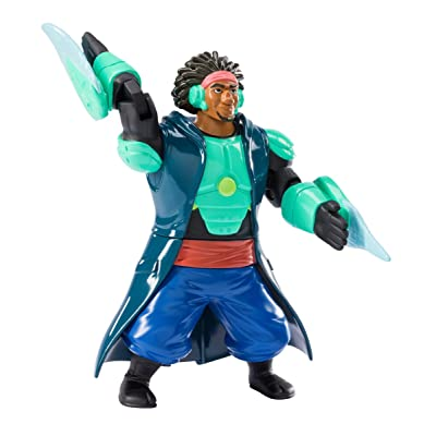 "Big Hero 6 6"" Wasabi Action Figure: Toys & Games"