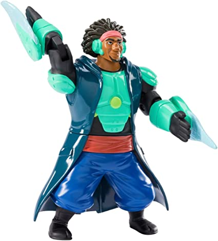 Amazon Com Big Hero 6 6 Wasabi Action Figure Toys Games