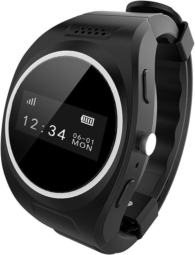 watchtocaretm Respuesta de Emergencia Personal móvil Reloj GPS ...