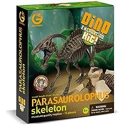Geoworld Dino Excavation Kit Parasaurolophus Skeleton by Geoworld