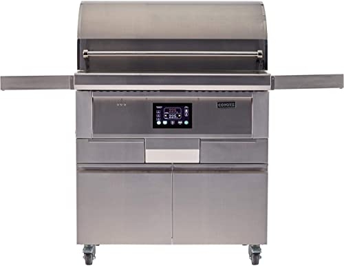 Coyote 36-Inch Pellet Grill – C1P36-FS
