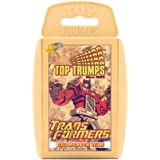 Top Trumps Transformers Retro - Celebrating 30 years Card Game