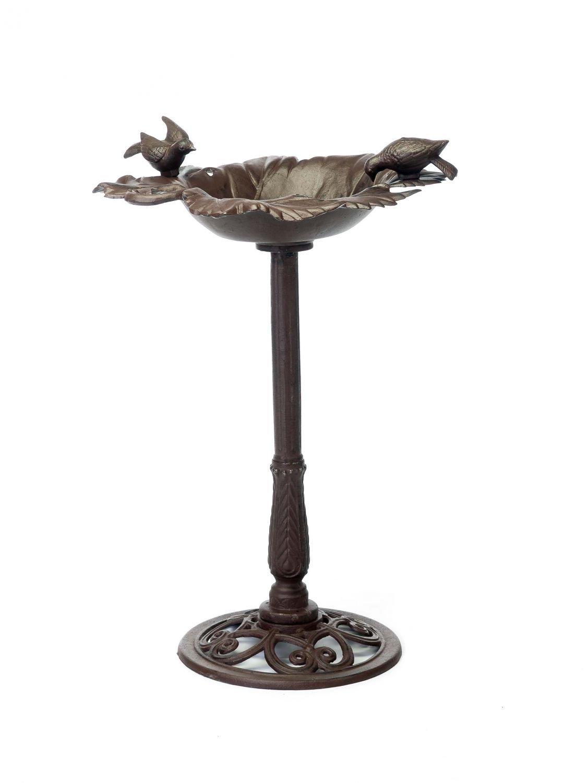 vogeltr nke vogelbad vogel eisen bad landhausstil. Black Bedroom Furniture Sets. Home Design Ideas