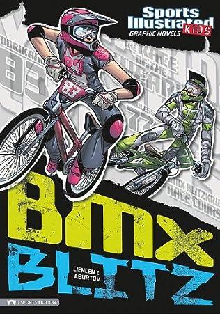 book cover of BMX Blitz
